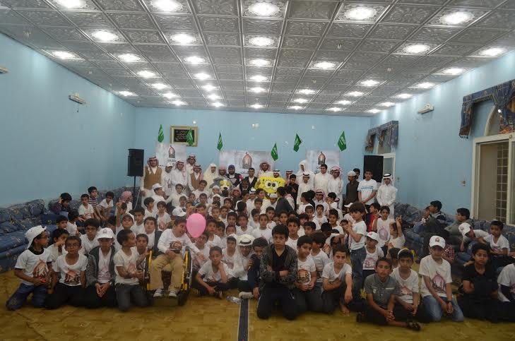 حفل تكريم طلاب جامع البخاري بأبها3