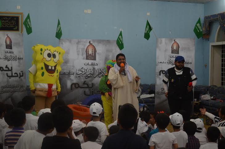 حفل تكريم طلاب جامع البخاري بأبها5
