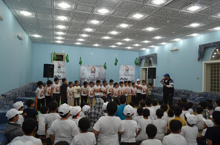 حفل تكريم طلاب جامع البخاري بأبها8