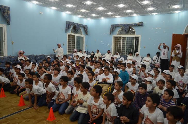 حفل تكريم طلاب جامع البخاري بأبها9