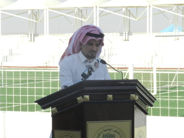 احتفال التنمية السياحية ببللسمر بالموروث الشعبي المنشد سعد الأسمري