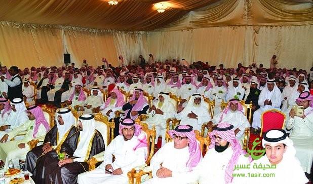 ملتقى آل حسين بللحمر يستضيف إعلاميي عسير2